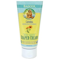 Badger Diaper Cream / Bebek Bezi Kremi 87ml