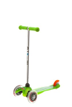 Micro Mini Scooter Green