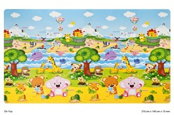 Unigo Comflor Pingko And Friends (210cm x 140cm x 13mm)