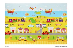 Unigo Bebedom Fun Travel (180cm x 140cm x 10mm)