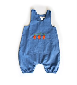 Juste Jolie Jumpsuit Boy Blue Carrot