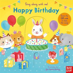 Nosy Crow Sing Along With Me! Happy Birthday