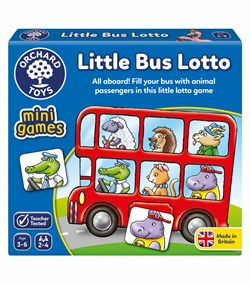 Orchard Toys Loto - Little Bus