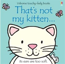 Usborne That's Not My Kitten