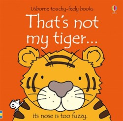 Usborne That's Not My Tiger